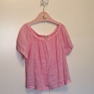 J Crew xl top! Perfect for summer!